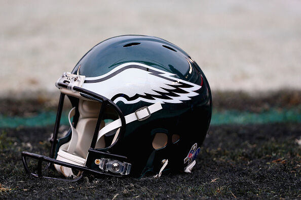 Eagles Helmet - Getty Images