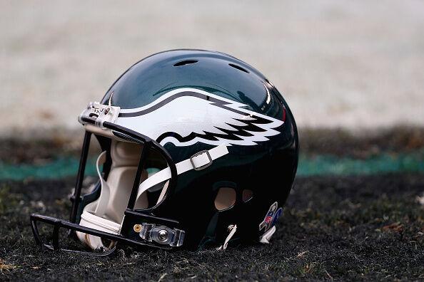 Eagles Helmet - Getty Images