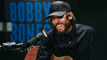 Bobby Bones - Chris Janson Performs 'Drunk Girl' On Bobby Bones Show