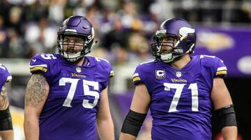 Allen's Page - #92Noon: #Vikings OL Jeremiah Sirles w/@PAOnTheMic!