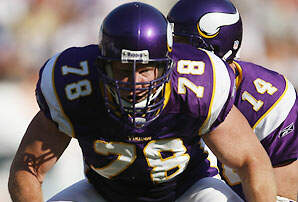 Allen's Page - #92Noon: @BirkMatt with @PAOnTheMic! #Vikings