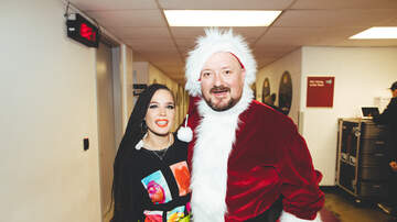 Jingle Ball - Backstage At #HOT995JingleBall