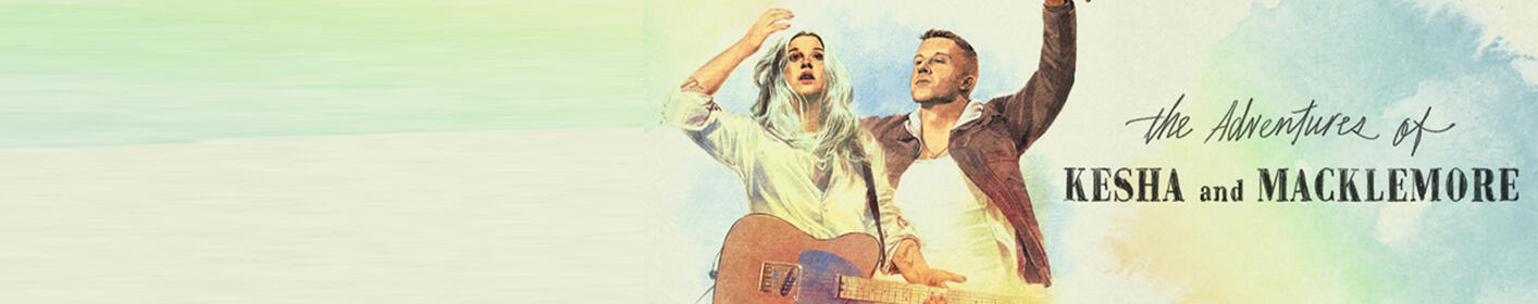 We have your tickets to go see Kesha and Macklemore!