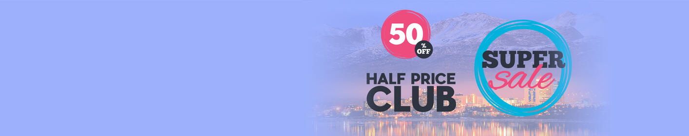 50% OFF: Save on local Anchorage businesses with the Half Price Club