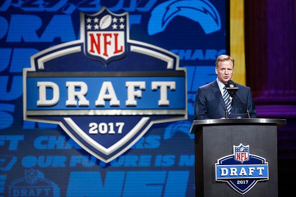 NFL Draft by Jeff Zelevansky - Getty Images.