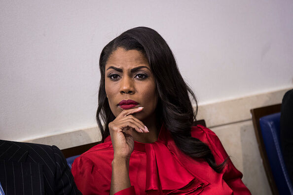 Omarosa - Getty Images