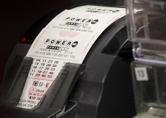 Powerball Getty Images