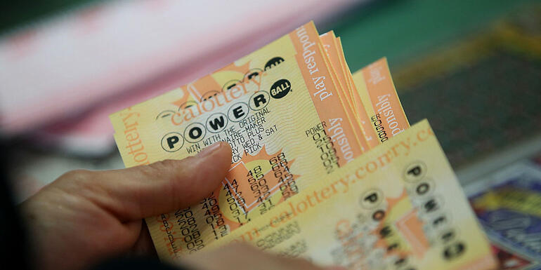 One Person Wins $456.7 Million Powerball Jackpot
