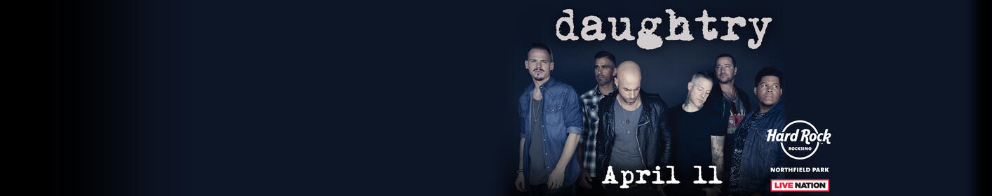 Win tickets to see Daughtry!