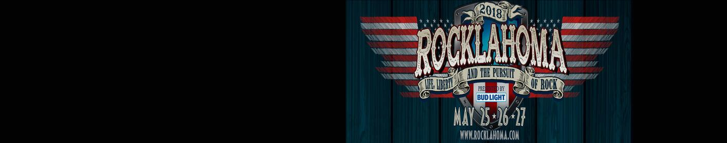 Rocklahoma 2018 lineup is out NOW!!
