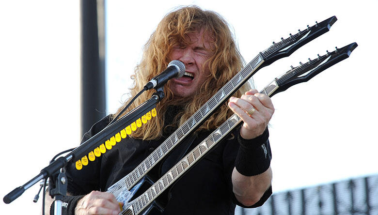 Listen to Dave Mustaine Guest on Song by Country Artist Brett Kissel | Q104.3