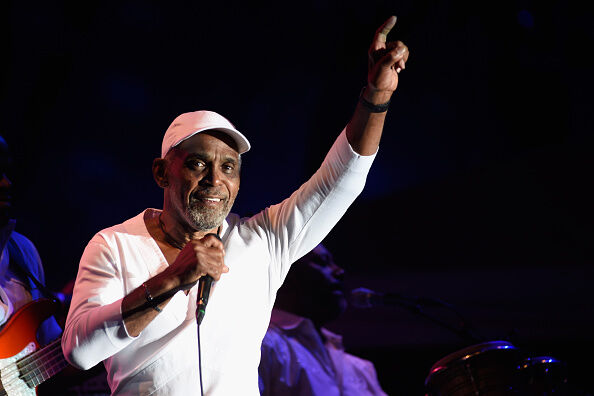 Frankie Beverly - Getty Images