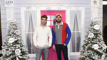 Jingle Ball - The Chainsmokers #KISSFMJingleBall Meet and Greet