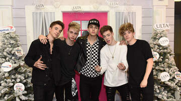 Jingle Ball - WhyDontWe #KISSFMJingleBall Meet and Greet!