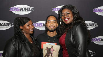 KMEL Holiday House of Soul - Holiday House of Soul Meet n Greet