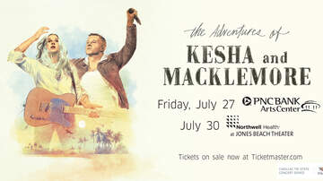 image for We're Hooking You Up With Tickets To Kesha and Macklemore