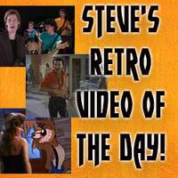 Check Out STEVE's Retro Video Of The Day!