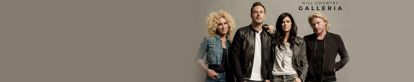 Win Tickets To Little Big Town And A $100 Gift Card To Hill Country Galleria!