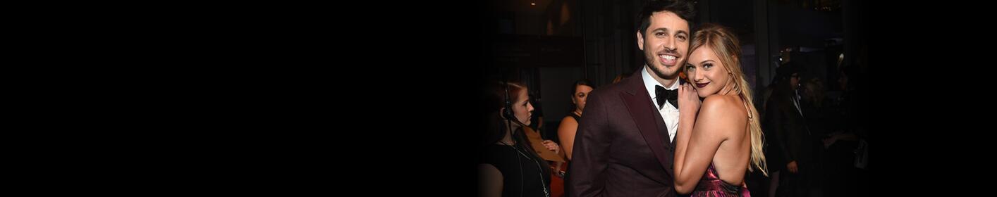 Kelsea Ballerini and Morgan Evans Take Special Tequila Shot