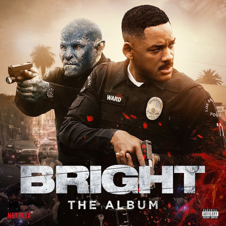 'BRIGHT: The Album'