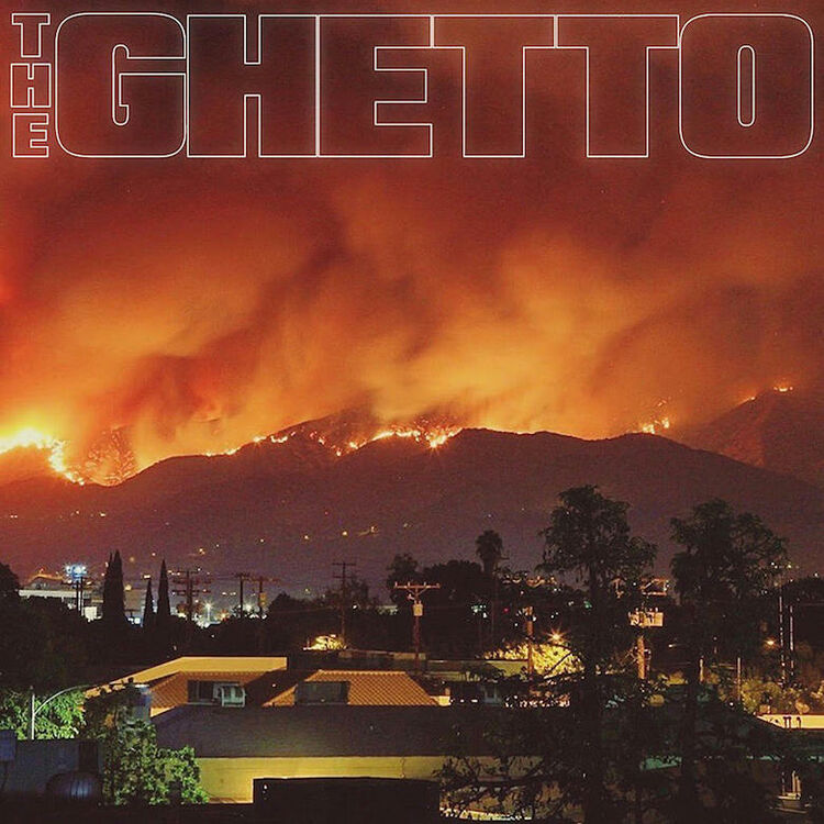DJ Mustard - 'The Ghetto'