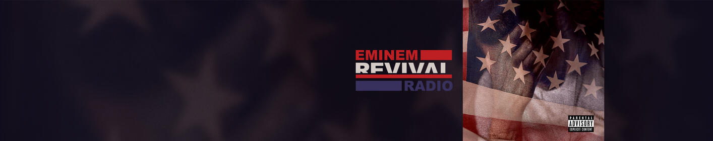 "Listen To Eminmen's New Album ""REVIVAL"" On iHeartRadio"