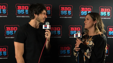 Big Country Christmas 2016 - Morgan Evans​ Talks Wedding Day, Kelsea Ballerini​ and Christmas!