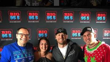 Big Country Christmas 2016 - Chase Rice does Christmas shopping at truck stops!