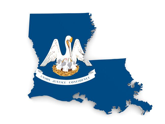 Louisiana Getty RF