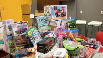 Shawn Patrick - Anonymous Person Buys Every Toy at Colorado Goodwill for Kids in Need