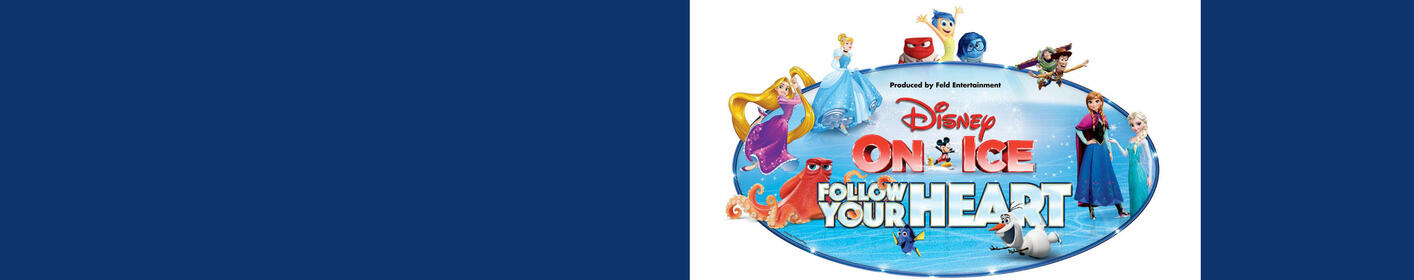 """Win Tickets to Disney On Ice """"Follow Your Heart""""!"""