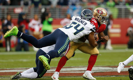 Lee Callahan - Bobby Wagner Nominated For Walter Payton NFL Man of the Year Award.