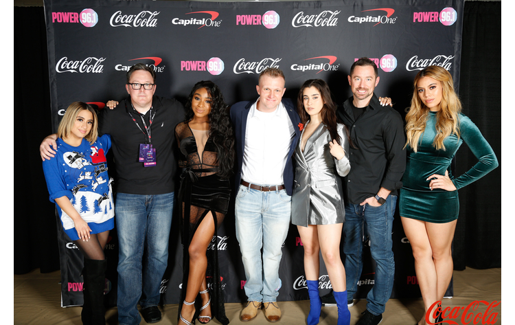 Fifth harmony meet greet power 961 fifth harmony meet greet photo by paul rodriguez m4hsunfo