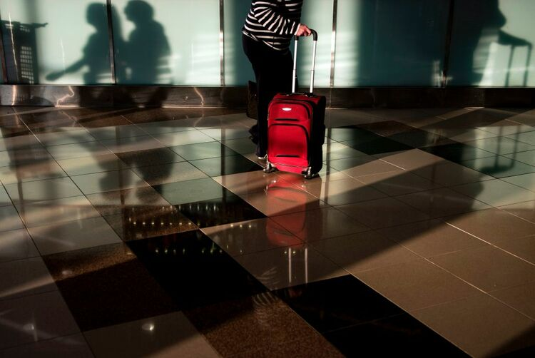 Airport Luggage Getty Images