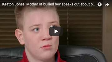 image for Bullied boy Keaton Jones and Mom speak out about backlash