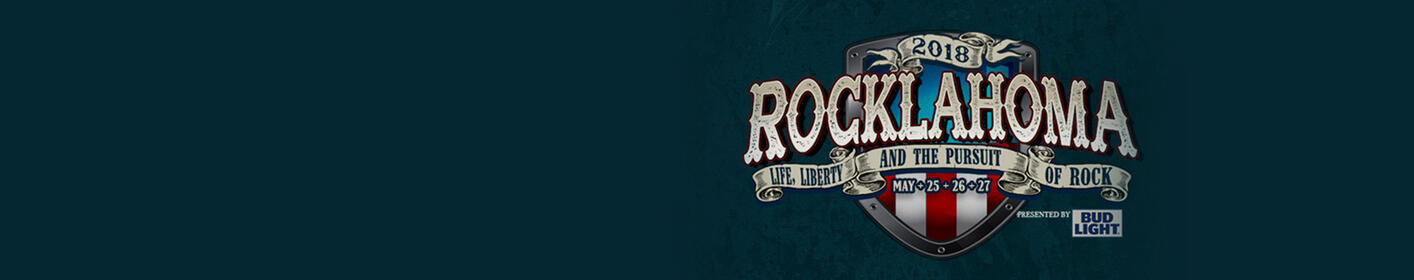 Win a pair of weekend admissions to Rocklahoma!