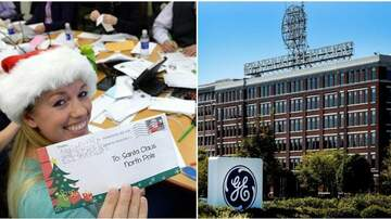 Holidays - A Postal Glitch Sends Thousands Of Letters To Santa To GE's Headquarters