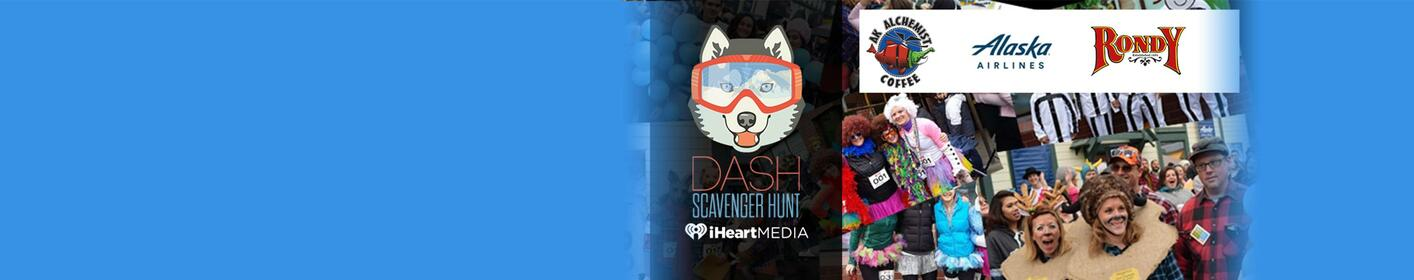 EVENT: Fur Rondy DASH (Downtown Scavenger Hunt) Great fun for all ages! Sign up now!