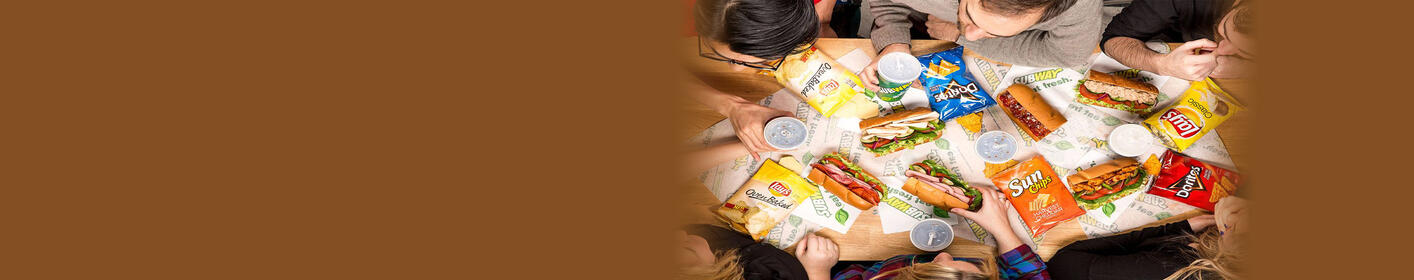 Score a Subway Platter for Game Time!