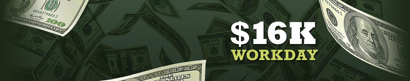 Win $1,000 Every Hour!