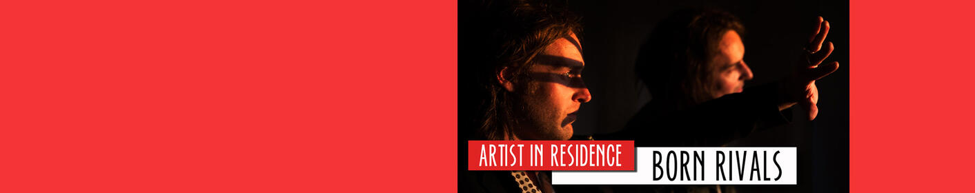 Introducing Our January Artist in Residence: Born Rivals
