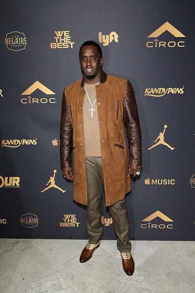 Diddy has included Colin Kaepernick in his plans to buy the team.