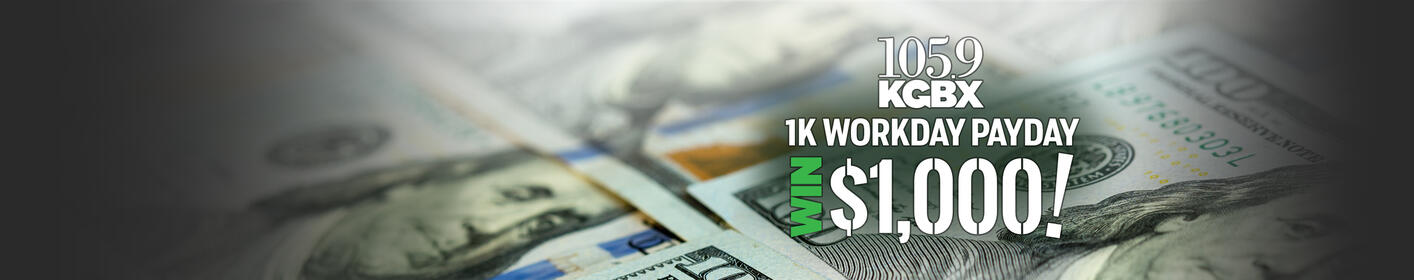 Listen t​​​o Win $1,000 Every Hour!