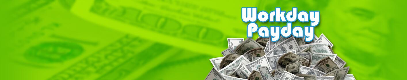 Ready for your Workday Payday on 94.1 KODJ? Listen to win $1,000!