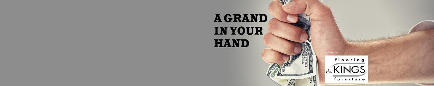 A Grand In Your Hand