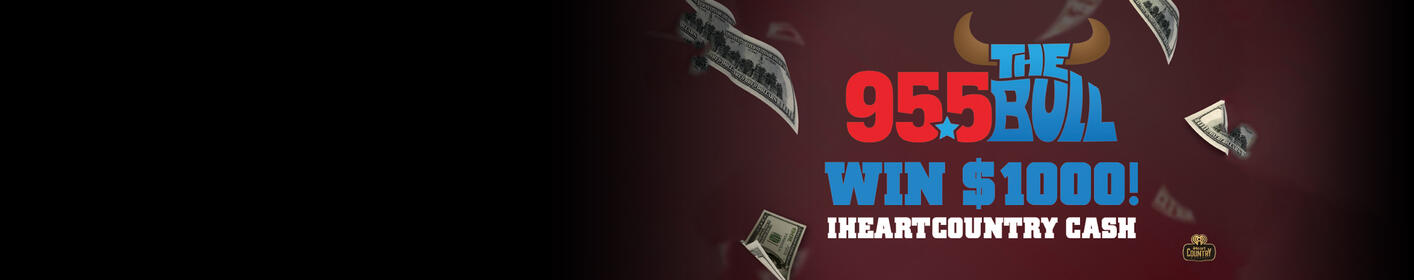 Win $1,000 IHEARTCOUNTRY CASH