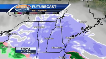 Storm Center - Snow Coming for Heavy Travel Days