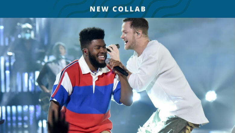 Bask In The Studio Version Of Khalid & Imagine Dragons' Stellar Mash-Up