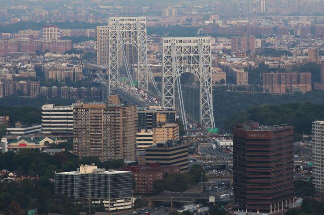 GW Bridge/NY/NJ Leonia