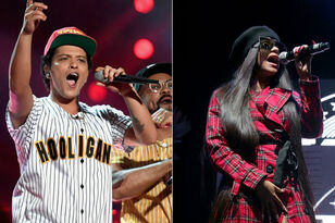 Bruno Mars & Cardi B Are Bringing 'Finesse' To The Grammys